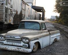 1959 Chevy Apache Stoner's Speed Shop