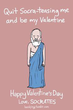 Ben Kling's Socrates Valentine