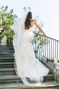 wedding dress; photo: Troy Grover Photographers