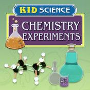 Kid Science: Chemistry Experiments an APP Learn some basic chemistry doing projects on The Project Corner www.karengoatkeeper.com