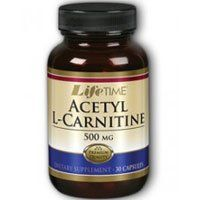 Acetyl L-Carnitine 60 Capsules LifeTime 60 Caps ** Learn more by visiting the image link.