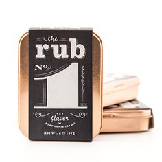 Rub 1 by Stephanie Izard - Addicted to this on roasted veggies, roasted potatoes, EVERYTHING!  Its soooo yummy!