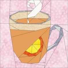 (7) Имя: 'Лоскутное: горячий напиток