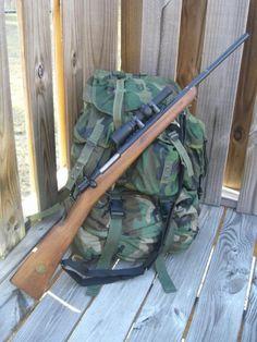 6.5x55 Swedish Mauser Scout Rifle