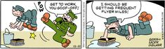 Beetle Bailey strip for December 21, 2017