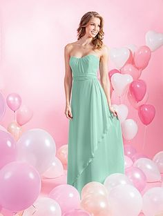 Style 7384L   #MaidToLove Bridesmaids   Alfred Angelo