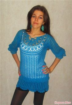 """Delicadezas en crochet Gabriela: Varios modelos de top """"Estilo Cleopatra"""""""