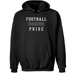 Football Mom Pride Stones   Customize a custom football mom design to show your school spirit and pride in your son. Great for high school Friday night games!