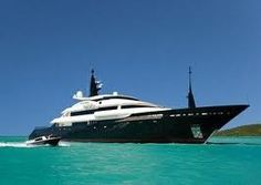 A Luxury Yacht Charter in exotic destinations