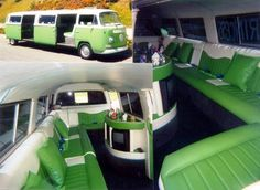 This limo would be so cool!