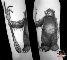 Marcin Brzezinski Stronghold Tattoo - Tattoo   Big Tattoo Planet