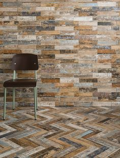 Create a trendy loft apartment feel in your home with the new Quayside mix porcelain tiles