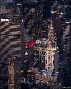 ife is like a camera. Enjoy the view 🚁❤️✨ Chrysler building & Helmsley building in red. Perth, Brisbane, Melbourne, Cairns, Tasmania, A New York Minute, Lake George Village, Surf, City Photography