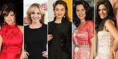 Guapas para El Trece 2014: Araceli, Peterson, Macedo, Julieta Díaz y Erica Rivas http://www.ratingcero.com/c101525