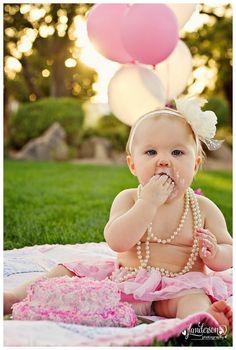 Livvy's ONE!!! – Scottsdale, AZ Cake Smash Photographer – JLAnderson Photography