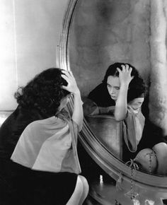 Mexican actress, Lupe Velez (1908-1944).  Unable to face the shame of giving birth to a child out of wedlock, she took an overdose of sleeping pills in 1944.