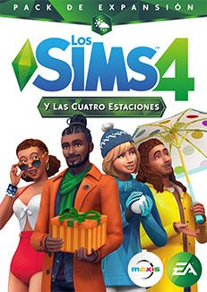 The Sims 4 Jaargetijden - Expansion Pack - Windows + MAC - Code in box Sims 3, The Sims 4 Expansões, Packs The Sims 4, Die Sims, Julia Jones, Sims 4 Vampire, Fifa 21, Sims 4 Seasons, Los Sims 4 Mods