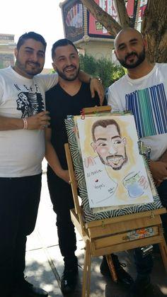 Shalla Art Caricatures www.facebook.com/shallanews