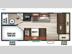 New 2018 Forest River RV Cherokee Grey Wolf 17BHSE Travel Trailer at Castle Country RV   Logan, UT   #17bhse