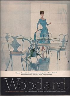 Woodard Trianon 1961 ad