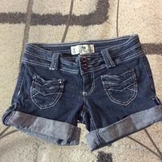 Ladies Shorts 3 Ladies Shorts 3 Jolt Shorts