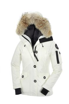 Canada Goose down replica fake - Women's Canada Goose 'Montebello' Slim Fit Down Parka with Genuine ...