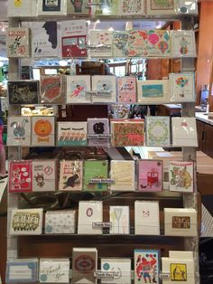 Elephants Delicatessen - Portland, OR, United States. Cute greeting cards