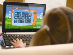 Fooz Kids (www.foozkids.com) is a kid-safe application that offers children a wide selection of age-appropriate activities – controlled by parents.