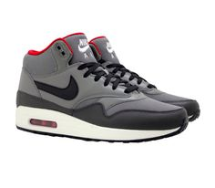 Nike air max 1 mid fb flat pewter