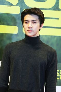 ImageFind images and videos about exo, sehun and iridescent boy on We Heart It - the app to get lost in what you love. Chanyeol, Rapper, Sehun Cute, Exo Korean, Celebrity List, Boy Images, Kim Jongdae, Xiu Min, Exo Members