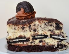 Oreo Dream Extreme Cheesecake! I know, I'm a chocoholic. I don't care! Give it to me right now!