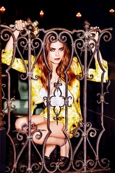 Cara+Delevingne+Is+the+Ultimate+'70s+Babe+in+Her+New+Campaign+via+@WhoWhatWear