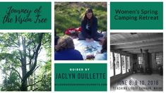 """""""Journey of the Vision Tree"""" Women's Spring Retreat Journey of the Vision Tree"""