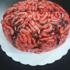 My ZomB-day cake, yay!