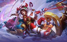 4k Wallpaper 3840x2160, Mobile Legend Wallpaper, Mobiles, Hero Wallpapers Hd, Christmas Carnival, All Hero, Mobile Legends, Beautiful Asian Girls, Videos