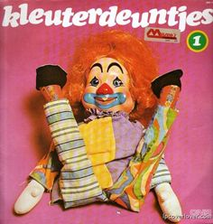 what is it with perverted clowns on record album covers?  This makes Chucky seem like an angel!