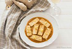 Tofu+allo+zenzero+con+peperoni