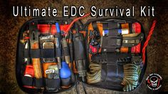 Ultimate EDC Survival Kit