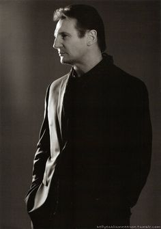 Liam Neeson. . . goodness . . .