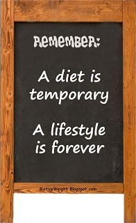 MotiveWeight: A Diet is Temporary, A Lifestyle is Forever