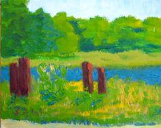 Porter's Landing by Jan Ter Weele, Painting - Oil | Zatista