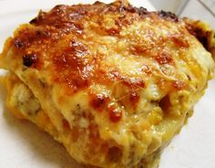 butternut squash and basil bechamel lasagna «  Batter Licker
