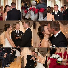 Wedding Photography - Ceremony | Woodstock, Ontario | Craigowan Oxford Golf & Country Club | Roman Hidalgo Photography