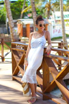 Love, Olia: Easy Whites in the DR