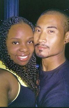 mixed race couples   Ivy and Jimmy   EthniCouples - Mixed Race Couple Pics