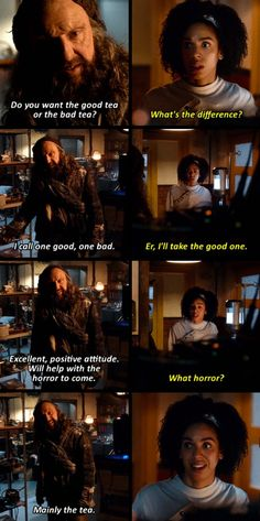 The Master & Bill, World Enough and Time Geronimo, John Simm, Tv Doctors, 12th Doctor, Doctor Who Quotes, Broadchurch, Epic Texts, Don't Blink, Dalek