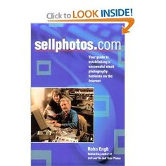 Photography is in the midst of a revolution. Rohn Engh shows part-time and professional photographers how to compete with the big agencies by using the Internet-the new frontier of stock photography sales-and by determining how their images, both traditional and digital, are delivered and paid for.   A comprehensive guide, sellphotos.com covers everything for photographers from Internet basics and the nature of the stock photography trade to building their own web sites and operating their…