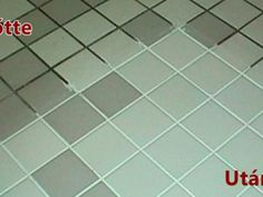 VARÁZSSZER A PADLÓ TISZTITÁSÁHOZ Tile Floor, Diy And Crafts, Household, Cleaning, Blog, Inspiration, Design, Home Decor, Long Sleeve