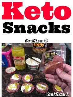 Top 10 Keto Snacks