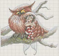 Owl & Fairy .... #2/2 ............ Gallery.ru / Фото #99 - Neocraft, Nimue - Marina-Melnik